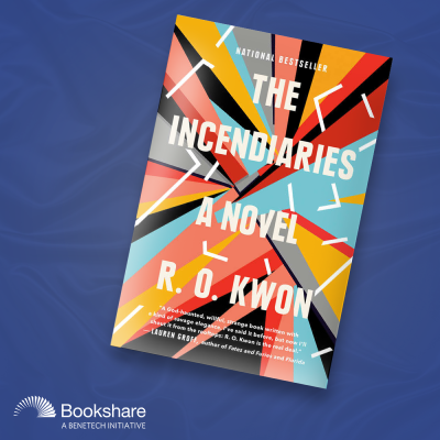 Book cover of The Incendiaries by R.O. Kwon